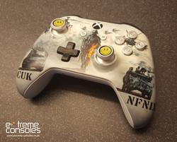 Battlefield Xbox controller