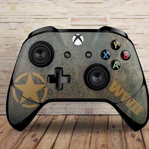 WW2 - Xbox One S/X controller vinyl skin