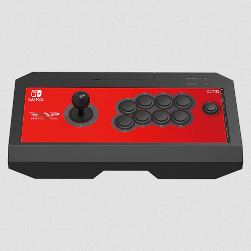 Real Arcade Pro V - Artwork
