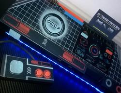 Sega Master System Tron console