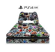PS4 Slim - Graffiti.jpg
