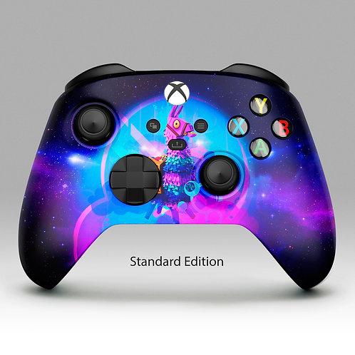Llama Royale - Xbox One custom controller