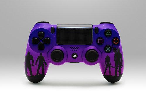 Galaxy Heroes - Playstation 4 controller