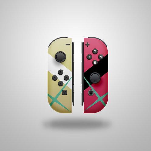 X Blades (Joy Con) Nintendo Switch controller or shell