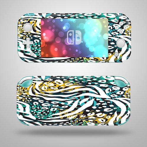 Animal Print - Nintendo Switch Lite vinyl skin