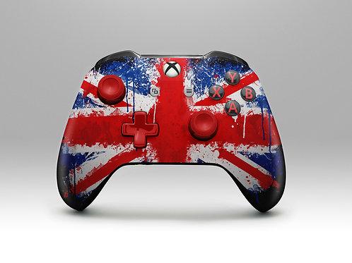 Union Jack - Xbox One controller