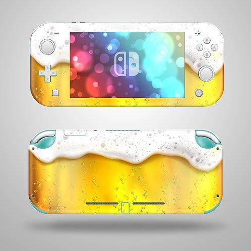 Beer - Nintendo Switch Lite vinyl skin