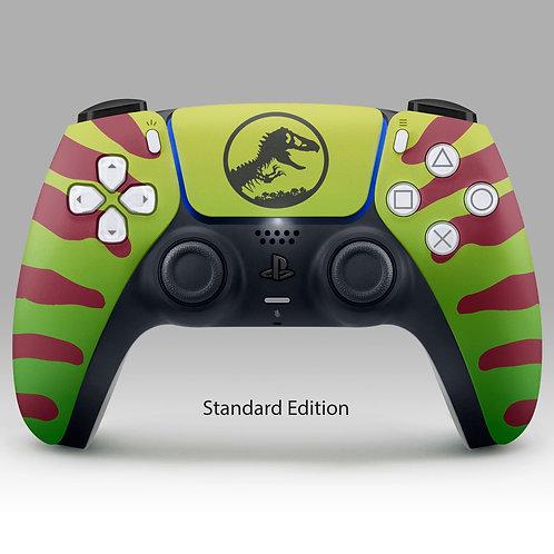 Jurassic  - PS5 DualSense custom controller