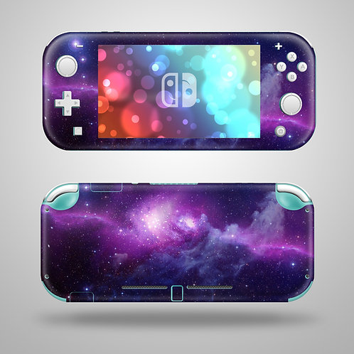 Galaxy - Nintendo Switch Lite vinyl skin