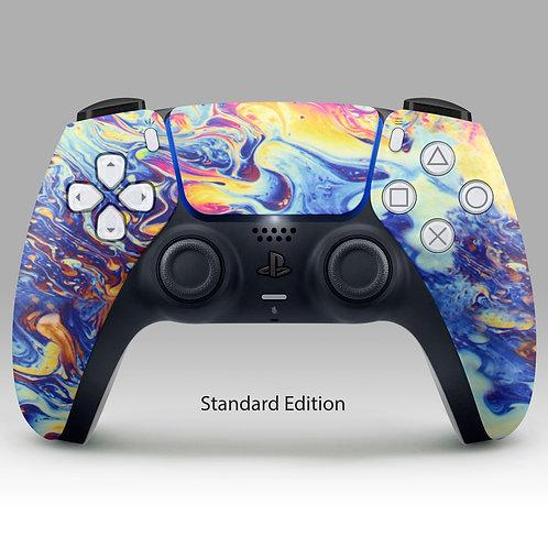 Oil Slick  - PS5 DualSense custom controller