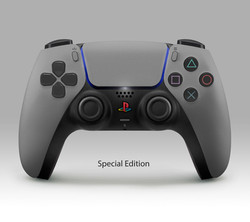 Classic Grey - PS5 controller