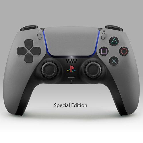 Classic Grey  - PS5 DualSense custom controller
