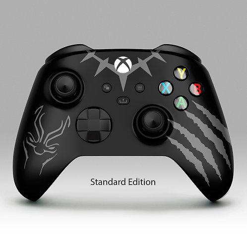 Wakanda Forever - Xbox One custom controller
