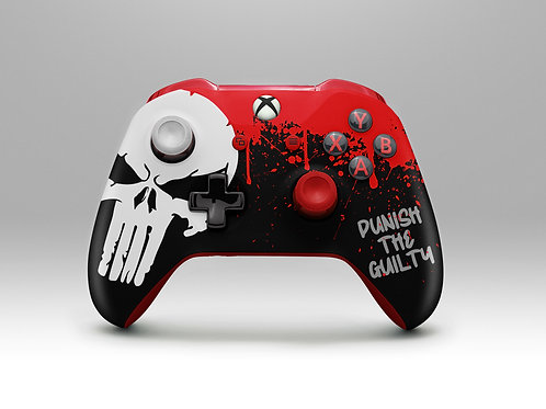 Punish the Guilty - Xbox One controller