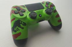 Jurassic PS4 controller