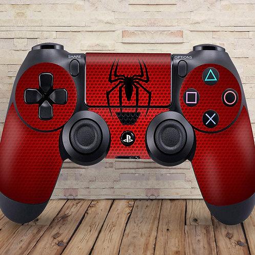 Spider - PS4 controller vinyl skin