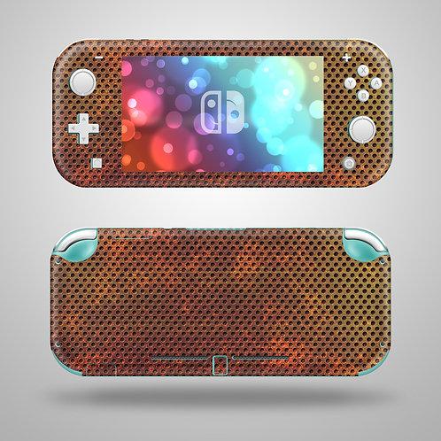 Rusty - Nintendo Switch Lite vinyl skin