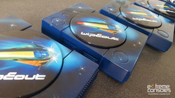 Wipeout PS1 project