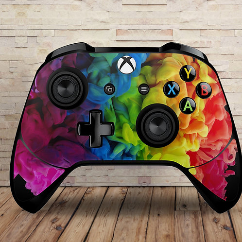Ink Cloud - Xbox One S/X controller vinyl skin