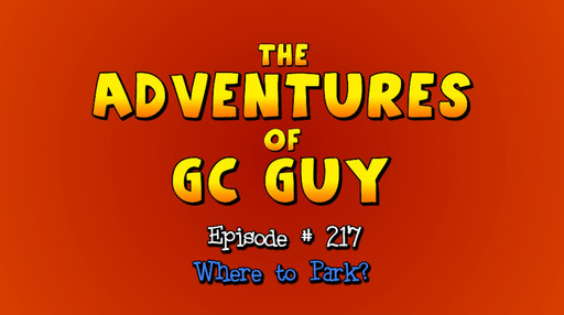 The Adventures of GC Guy