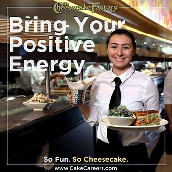 """So Cheesecake"" Campaign"