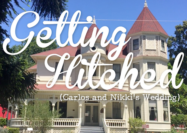 Getting Hitched - The Wedding Video