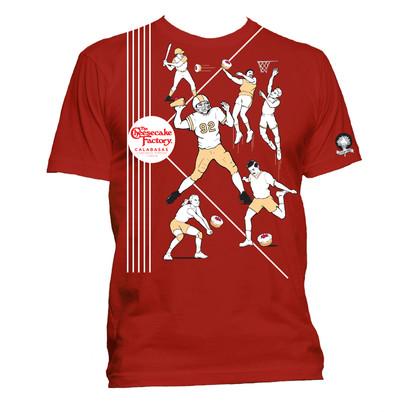 Ventura Corporate Games Team Shirt
