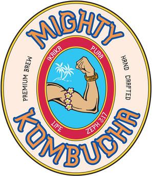 Mighty Kombucha
