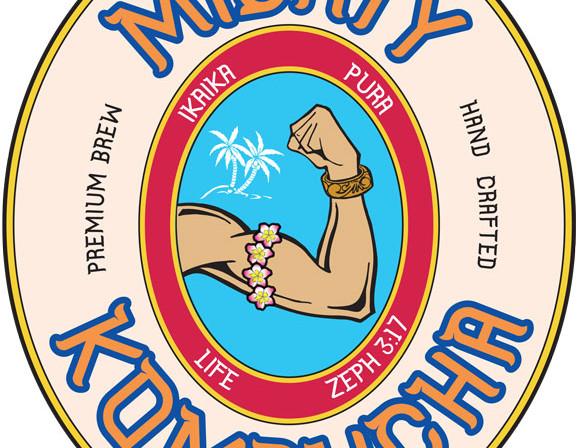 Logo and Bottle Label