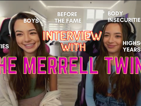 MERRELL TWINS INTERVIEW: boys, friends, drinking, fashion, and more!