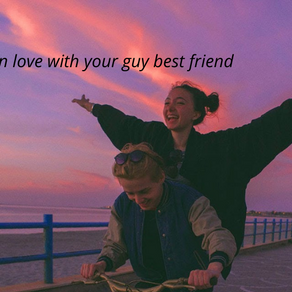 Pov: Falling In Love With Your Guy Best Friend