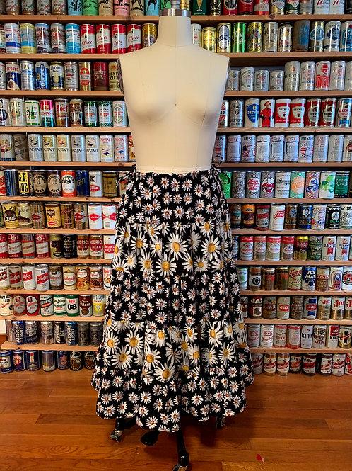 Reversible Drawstring Gypsy Skirt Pattern