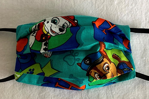 Extra Small Blue Paw Patrol (Kid 2-6)
