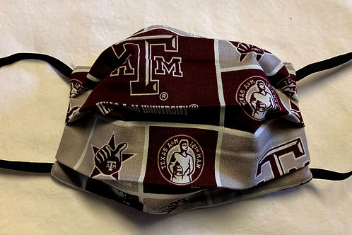Medium Texas A & M (Young kid to young adult)