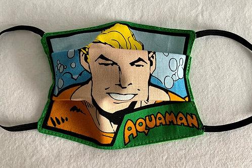 Medium Aquaman (No slot for filter) (Young kid to young adult)