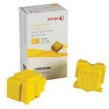 Fuji Xerox Yellow Ink Sticks (2 Pack) Cq8570