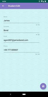 Tango Integral mobile app