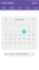 tango integral app calendar