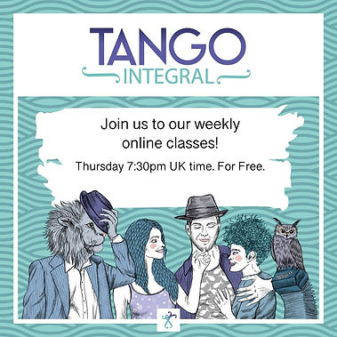 online thursdays tango classes