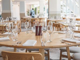 Palisade Kitchen & Bar Table View