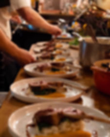 Lamb being plated.jpg