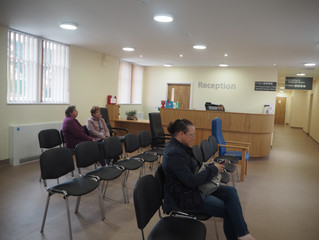 Wivenhoe Medical Centre: COMPLETE!