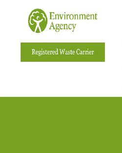 Waste Carrier License