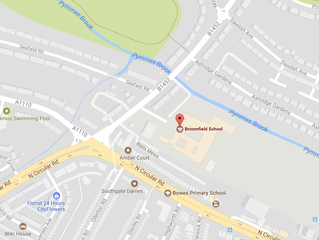 New Project: Broomfield School, London