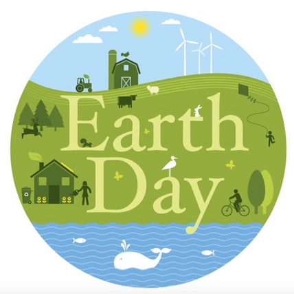 Earth Day April 22, 2018