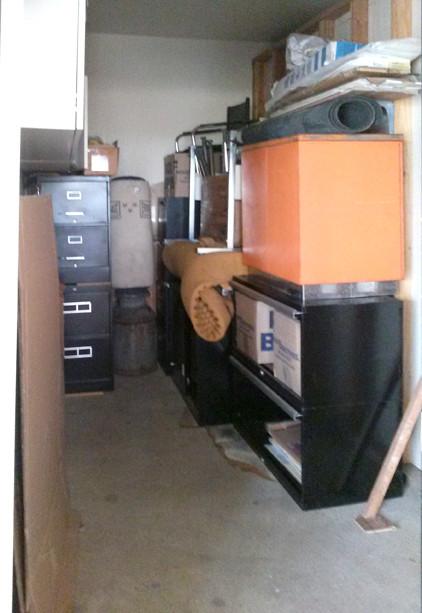 Storage Unit After