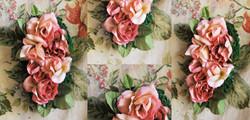 Rose Coffin Arrangement