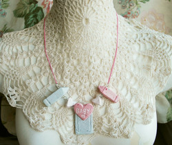 BABY Graveyard Necklace