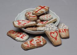 Coffin Cookies