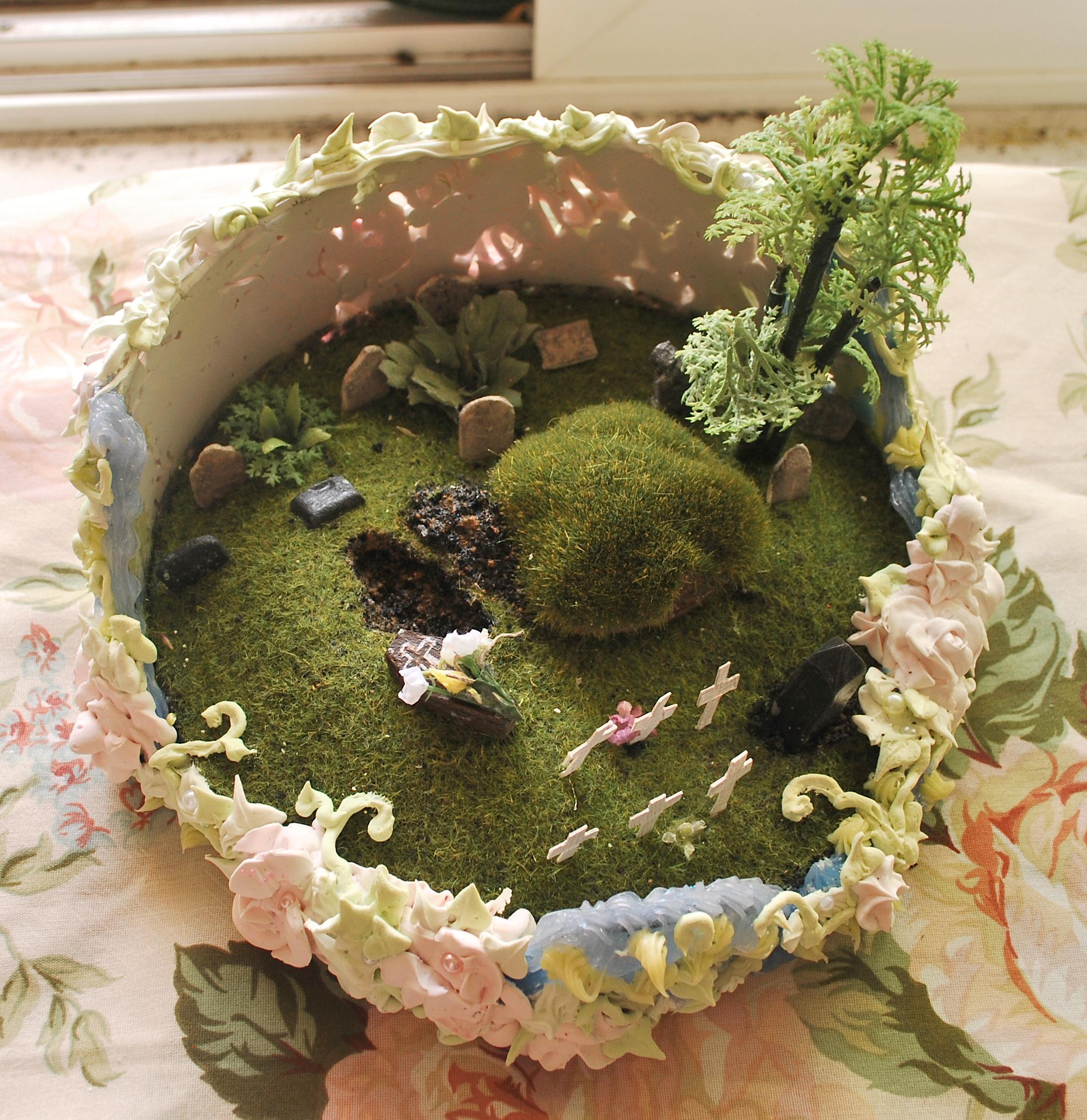 Cake Graveyard (Inside)